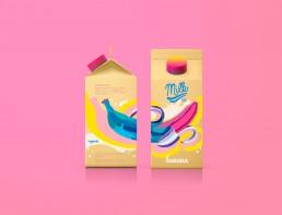 Kunst Handel Modernes Verpackungsdesign